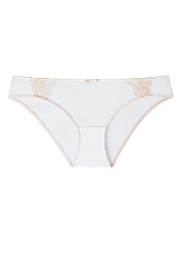 Faberlic женские Трусы-слипы Eleanora белые размер XS S M ...