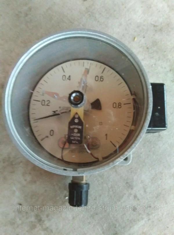 Манометр электроконтактный ЭКМ-1У (0-1): продажа, цена в ...