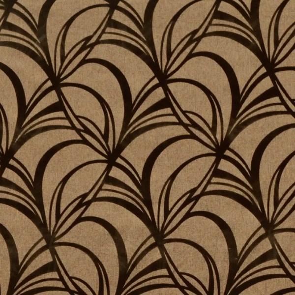 Обивка для мебели - ткань Маура коричневый. Магазин К13