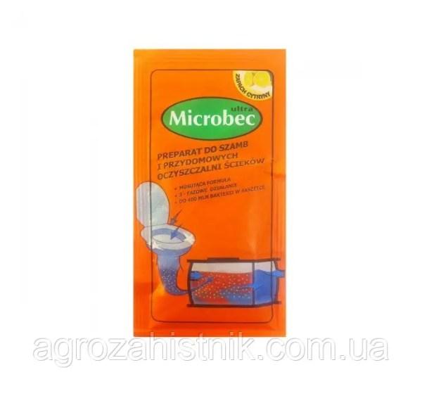 Microbec Ultra (Микробек Ультра) средство для септиков ...