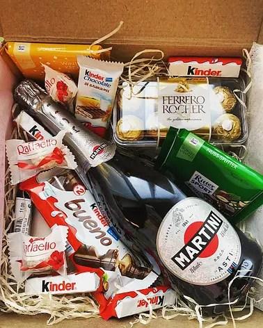 Коробочка с конфетами: продажа, цена в Харькове. вкусные ...