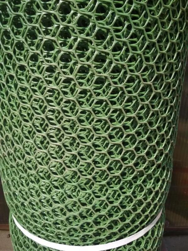 Сетка пластиковая 1.5х30 м ячейка 20х20 мм для забора ...