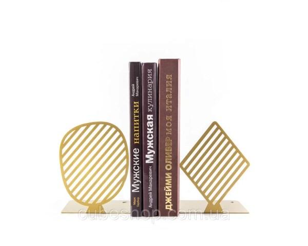 Держатели для книг Stipes Limited (золото) купить в ...