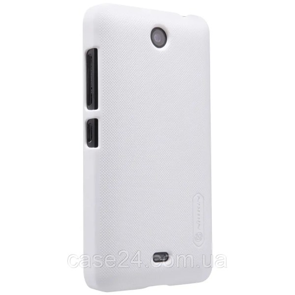 Чехол Nillkin для Microsoft Lumia 430 белый (+пленка ...