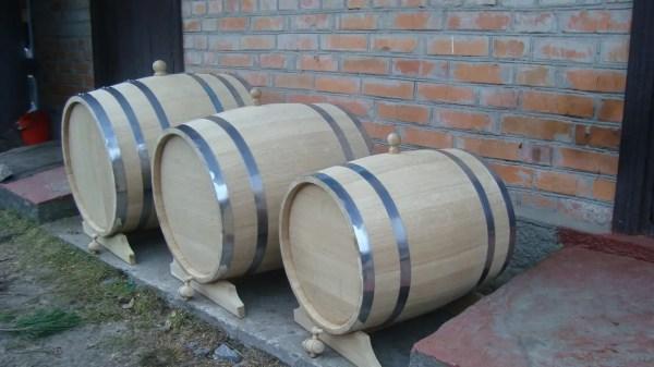Дубовая бочка для вина (нерж) 5л: продажа, цена в Житомире ...