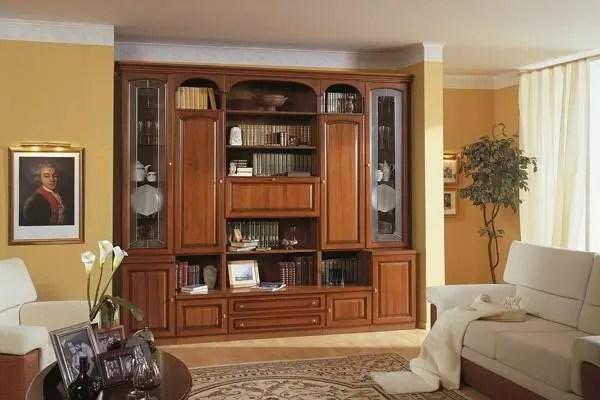 Стенка в гостиную на заказ в Киеве, мебель в гостиную под ...