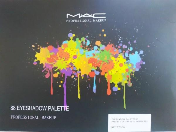 Палитра теней MAC 88 в 1 №1: продажа, цена в Харькове ...