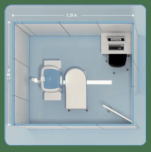 Компактный МРТ сканер для ортопедии и спортивной медицины ...