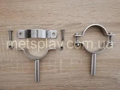 Хомут нержавеющий для труб Ду 20 (22 мм) AISI 304: продажа ...