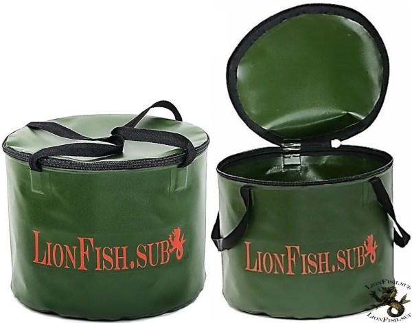 Ведро LionFishsub для Замешивания Рыболовного корма