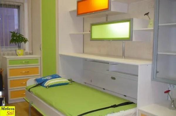 Детская мебель с откидной шкаф-кроватью: продажа, цена в ...