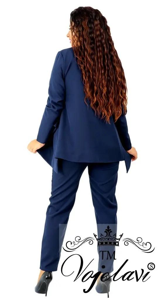 Цена 740 грн.Женский стильный костюм тройка с пиджаком т.м ...