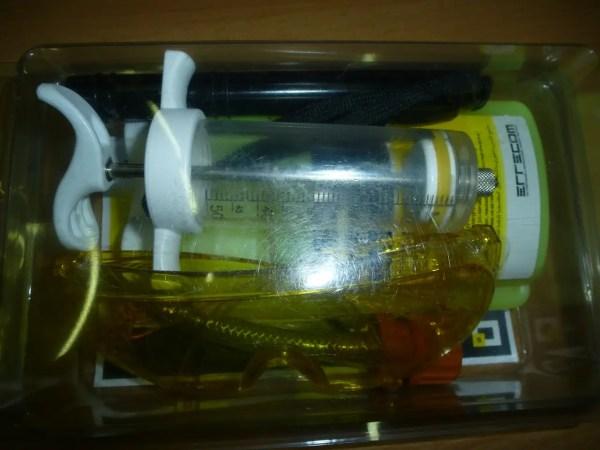 Купить Инжектор для поиска утечек ERRECOM (очку, фонарик ...