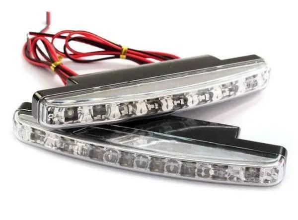 Ходовые огни для автомобиля DRL-018/ 7002 LED DAYTIME ...