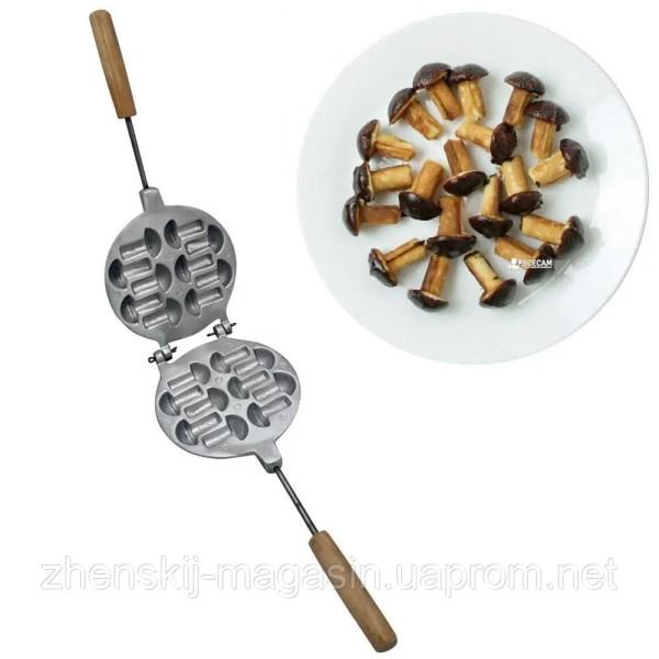 Форма для выпечки грибочков «Гвоздики» без начинки целые ...