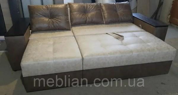 Ортопедичний диван-куток 2в1 Арсен з функціональними ...