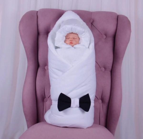 Зимний набор для новорожденных на выписку Classic Boy 5 ...