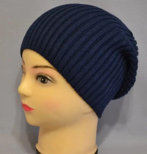 Вязаные шапки для подростков (девочек и мальчиков ...