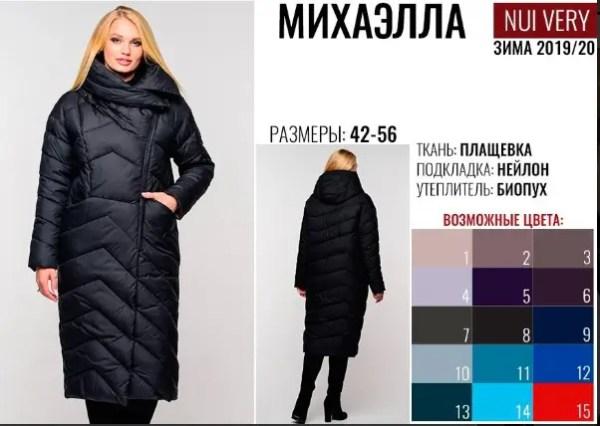 Классическое черное женское зимнее пальто: продажа, цена в ...