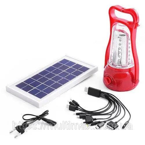 Фонарь на солнечной батарее YJ-5833: продажа, цена в ...