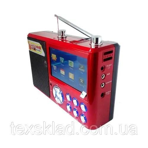 Акция Радиоприёмник USB NS155mp5 продажа цена в Киеве