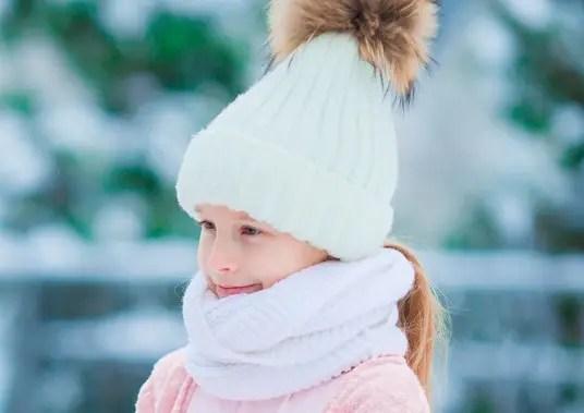 Детские вязаные шапки осень-зима 2020. Товары и услуги ...