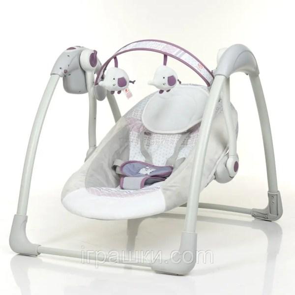Шезлонг качалка для детей Mastela 6505: продажа, цена в ...