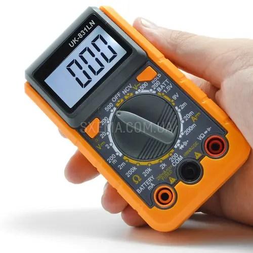 Как пользоваться мультиметром?. Статьи компании «Sxema ...