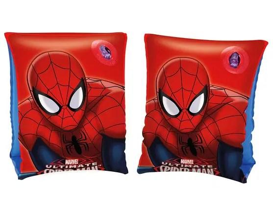 Для мальчиков нарукавники для плавания 23х15 см Spider-Man ...