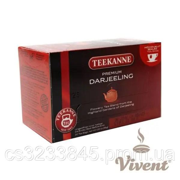 Чай Teekanne Отборный высокогорный чёрный чай PREMIUM ...