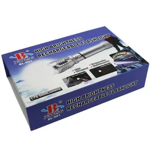 Карманный фонарик Bailong BL 901-LTS: продажа, цена в ...