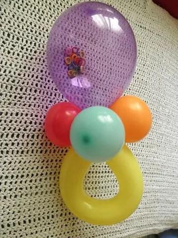 Праздничная встреча из роддома с воздушными шарами ...