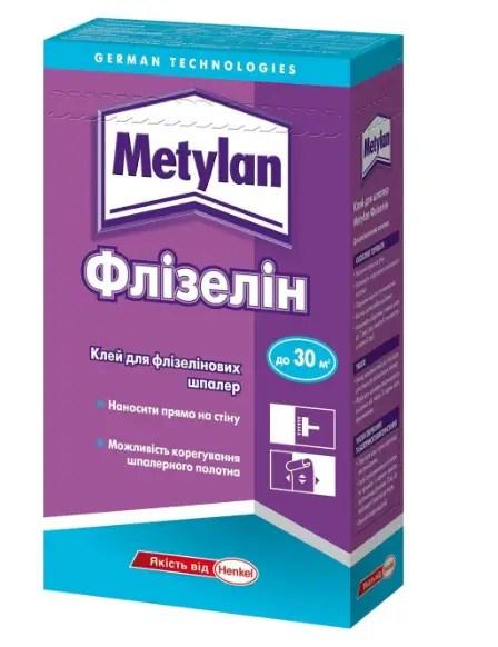 Клей Metylan Флизелин для обоев на флизелиновой основе 250 ...
