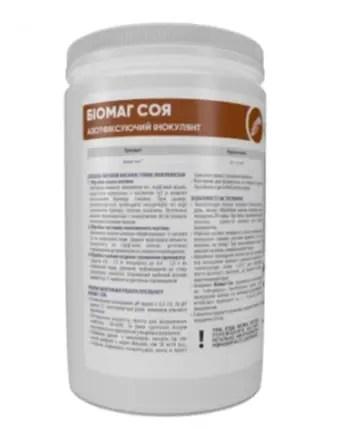 Купить Азотофиксирующий инокулянт для сои Биомаг (сухой) в ...