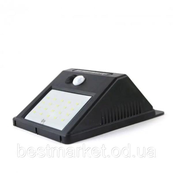 Уличный LED Фонарь на Солнечной Батарее с Датчиком ...