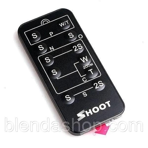 Универсальный инфракрасный пульт ДУ SHOOT для ...