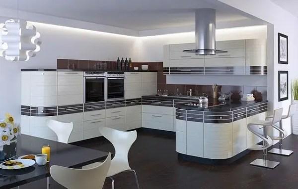 Кухни современные, дизайн, фото, на заказ Киев - купить по ...