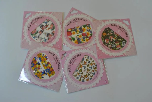 Модные наклейки на ногти (цена указана за 1 шт.) - лучшее ...