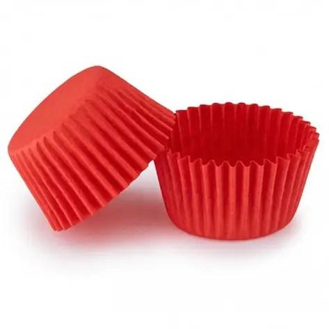 Бумажные формы 30х24 мм, красные: продажа, цена в ...