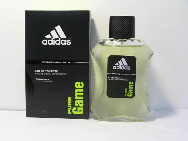 Туалетная вода Adidas Pure Game, Адидас пюр гейм 100ml ...