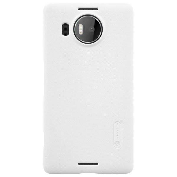 Чехол Nillkin для Microsoft Lumia 950 XL белый (+пленка ...