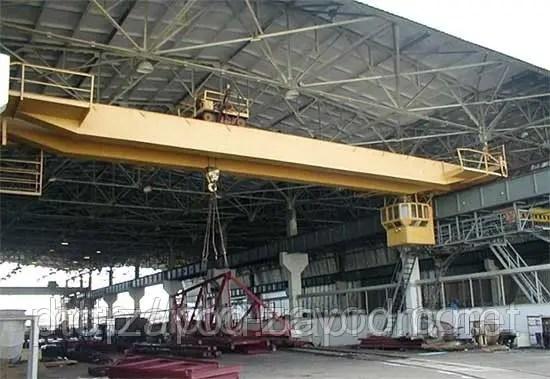 Кран мостовой литейный г/п 16 т. - купить по лучшей цене в ...