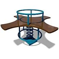 Качалка — балансир 4-х местный - купить по лучшей цене от ...