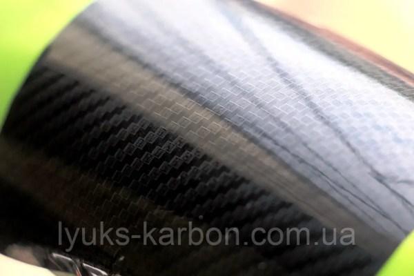Пленка под карбон 5D черная : продажа, цена в Киеве ...