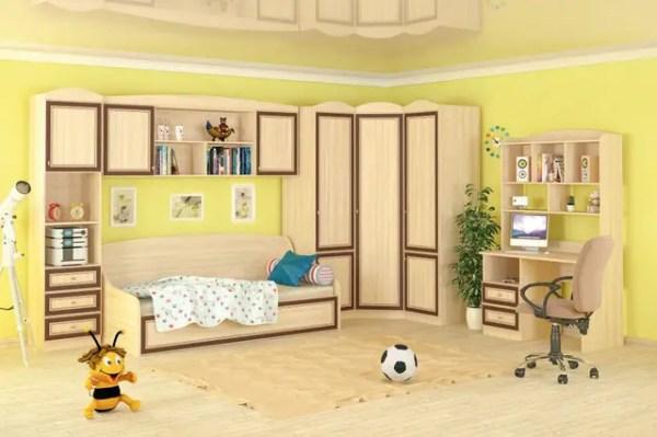 Лучшая Детская мебель модульная (детские комнаты ...