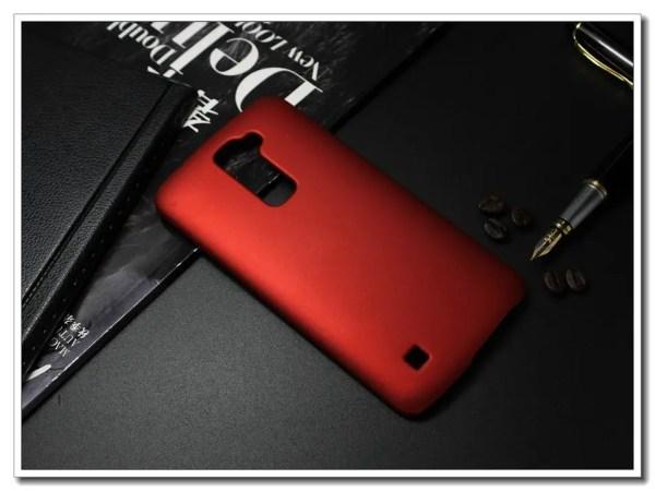 Пластиковый чехол для LG K7 X210 бордовый Case24comua