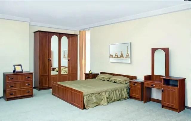 """Модульна спальня """"Кім"""" Світ Меблів купити з доставкою по ..."""