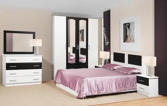 """Модульна спальня """"Тулуза"""" Світ Меблів купити з доставкою ..."""