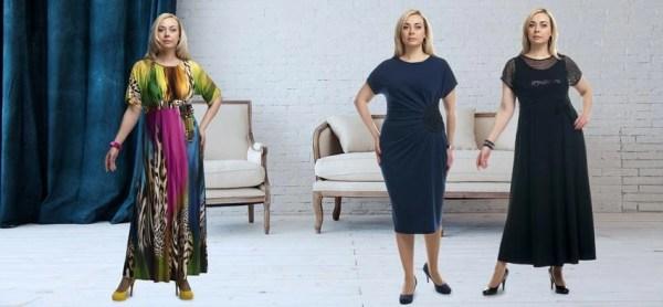 Купить женские повседневные платья больших размеров оптом ...