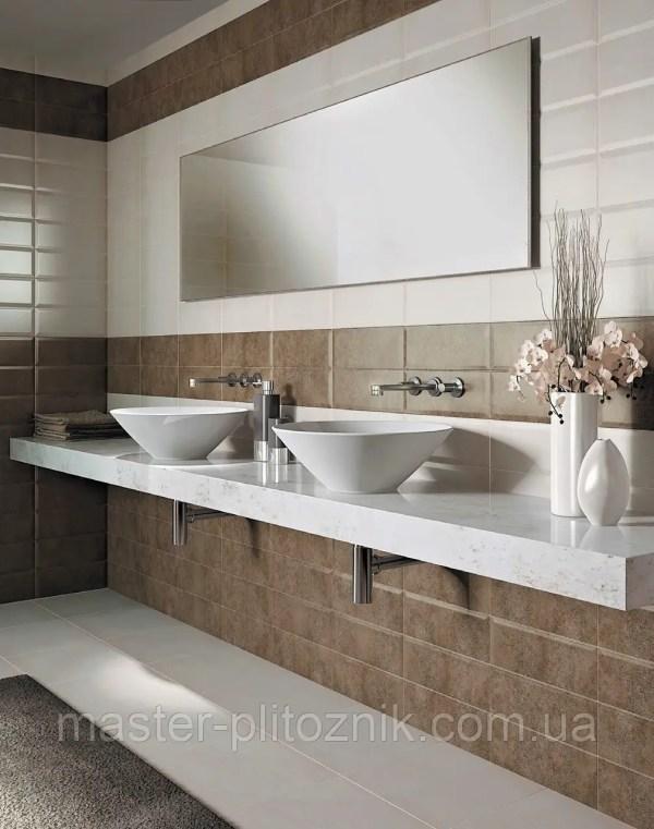Плитка для ванной и кухни Интеркерама EUROPE Европа
